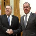 Лавров и Помпео обсудили меры по преодолению кризиса на рынке нефти