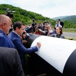 Launched construction work for gas connector Greece – Bulgaria
