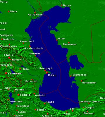 Почему не удается делить Каспий? – экспертные оценки