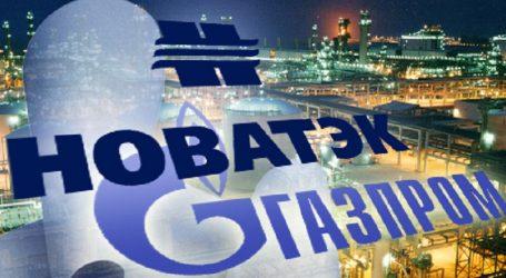 «Газпром» и НОВАТЭК обеспечили почти половину импорта ЕС