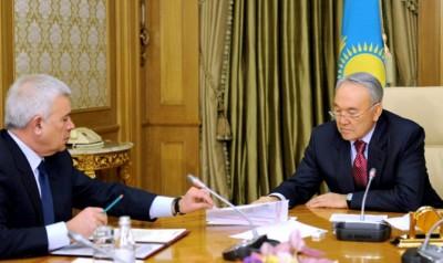 Nazarbayev LUKoil prezidenti ilə şirkətin ölkədəki layihələrini müzakirə ediblər