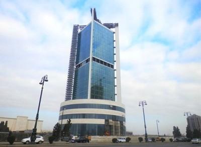 Neft Fondunun binasi