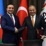 SOCAR AQS заключила крупный подрядный контракт в газовом проекте Турции