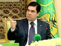 President_turkmenistan