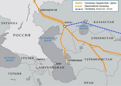 """""""Qazprom"""" Özbəkistandan qaz alınmasını dayandırmaq niyyətindədir"""