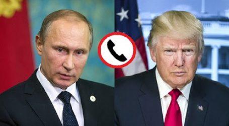 Путин и Трамп обсудили сокращение добычи нефти