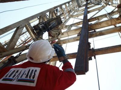 SOCAR-AQS начала бурение новой скважины на мелководье Гюнешли