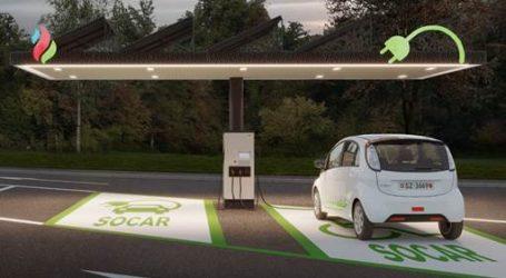 SOCAR İsveçrədə sürətli elektrik enerjisi yükləmə məntəqəsi tikəcək