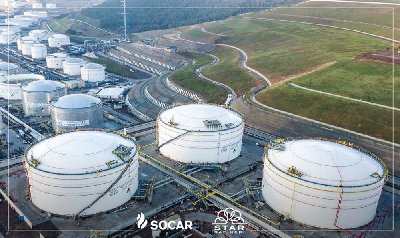 SOCAR Turkey to use French company's technology at petrochemical complex