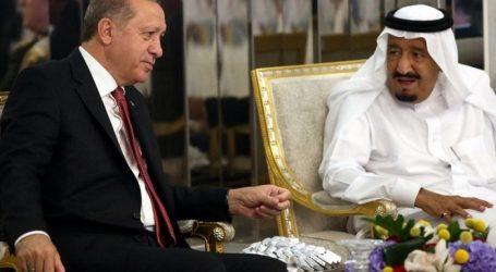 Президент Турции и король Саудовской Аравии обсудили каналы для диалога