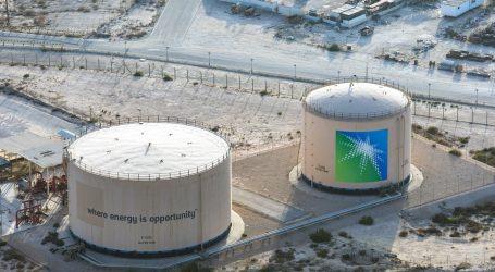Белоруссия закупила первую партию нефти у Saudi Aramco