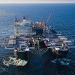 Экспорт газа по «Северному потоку» снизился в 2019 году