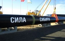 Gazprom built more than half of the pipeline Power of Siberia