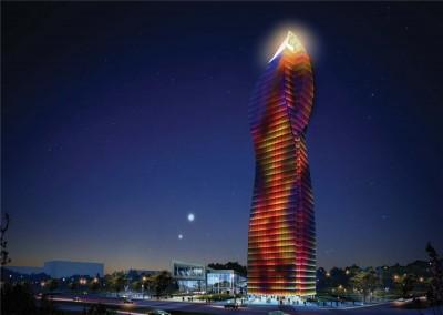 Здание SOCAR Tower признано лучшим офисным зданием 2016 года