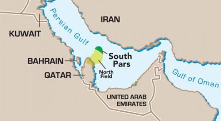 На Южном Парсе установлена третья платформа для 13-ой фазы газового месторождения