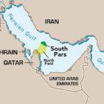 Добыча газа на месторождении Южный Парс в Иране выросла на 14 млн кубометров