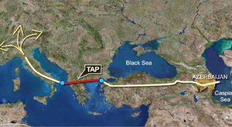 """TAP: """"Saipem""""in """"Castoro 6"""" borudüzən gəmisi yaxın vaxtlarda San Fokaya gələcək"""