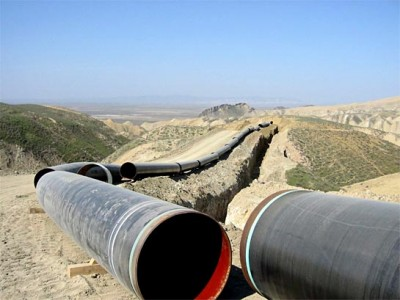 85% of TAP pipes lowered into ground in Greece and Albania