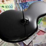 Давление на тенге оказывает падение цены на нефть