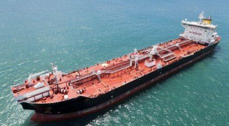 Танкер с Azeri Light для Белоруссии прибыл в порт Одессы