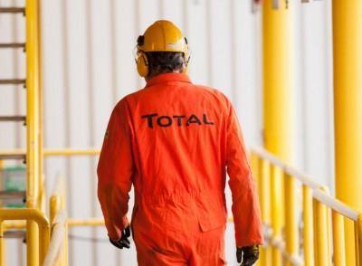Чистая прибыль Total в I квартале рухнула на 40%