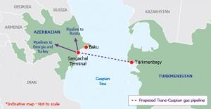 Trans-Caspian-gas-pipeline