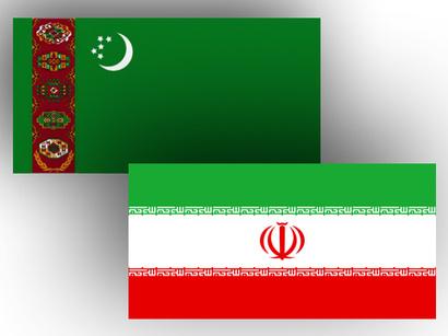Turkmenistan_Iran_flags