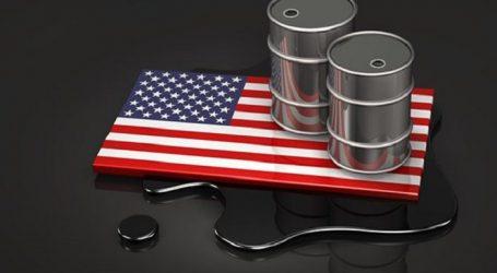 Добыча нефти в США за неделю упала на 100 тыс. баррелей в сутки