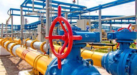 Объем газа в ПХГ Украины сократился до уровня ниже 17 млрд кубометров