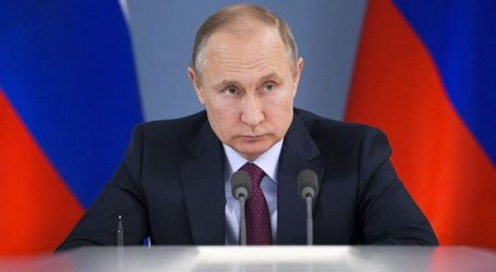 Путин поздравил British Petroleum с 30-летием присутствия в России