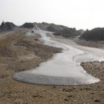 Abşerondakı Keyrəki vulkanında püskürmə baş verib