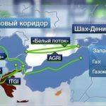 «Южный газовый коридор» позволит Грузии закупать 40% текущего потребления газа