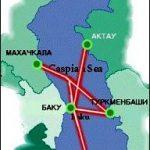 В 2013 году 9% казахстанского экспорта нефти пришлось через Каспий