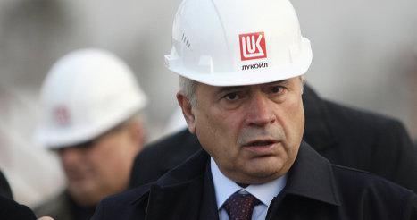 Вагит Алекперов думает о своем преемнике