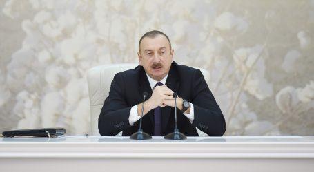 Ильхам Алиев: экономика Азербайджана выстоит даже при цене нефти $14 за баррель