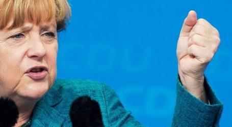 Меркель жестко вступилась за «Северный поток-2»