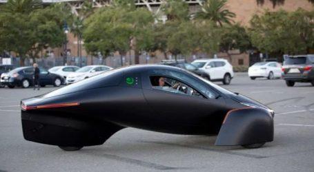 Будущее уже наступило. В США стартуют продажи электромобиля, не требующего подзарядки