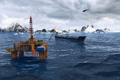 «НОВАТЭК» и «Тоталь» становятся партнерами по проекту «Арктик СПГ 2»