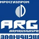 In 2013 Russia delivered to Armenia almost 1.95 billion cub.m. of gas