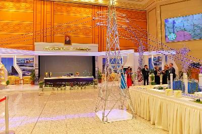 Ashgabat hosts energy forum
