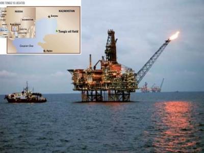 11 mln əlavə neft hasilatı üçün Qazaxıstan $30 mlrd sərmayə yatıracaq