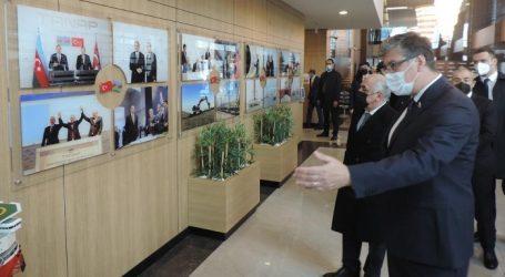 Премьер-министр Азербайджана Али Асадов посетил офис TANAP