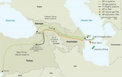 US reduces oil import from Azerbaijan