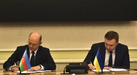 Azərbaycanla Ukrayna neft-qaz sahəsində əməkdaşlığa dair sənəd imzalayıb