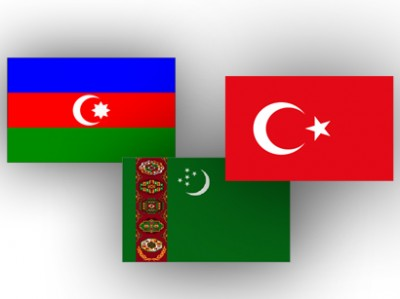 Azərbaycan, Türkiyə və Türkmənistan XİN rəhbərləri birgə bəyanat imzalayıblar