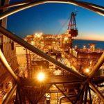 Суммарная добыча нефти с АЧГ составила 347 млн тонн