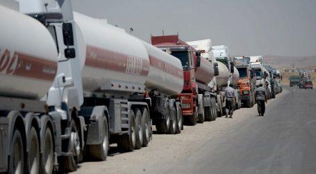 Иран экспортировал бензина более чем $1 млрд за 5 месяцев