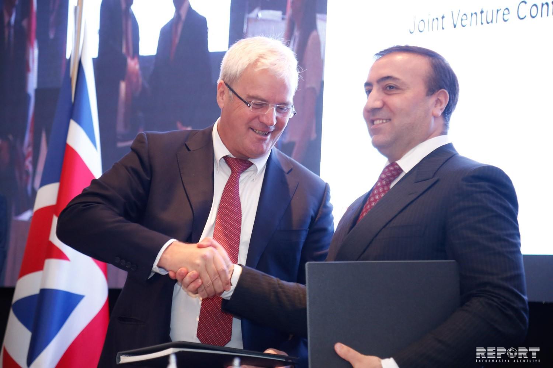 """""""SOCAR AQŞ"""" """"KCA Deutag"""" şirkəti ilə birgə müəssisə yaradıb"""
