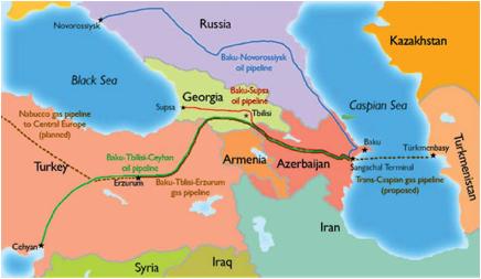 SOCAR enhances oil export 15% via Baku-Novorossiysk pipeline