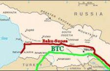 МИД Грузии: «Трубопровод Баку — Супса находится на оккупационной линии»